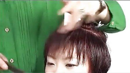 丁羽2011沙宣经典当代剪烫染6 标清