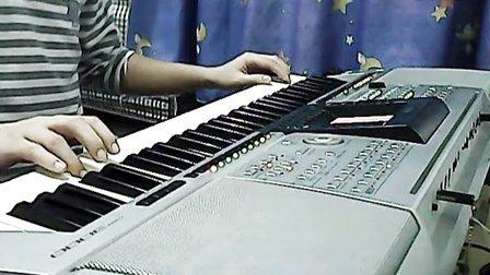 北国之春-电子琴