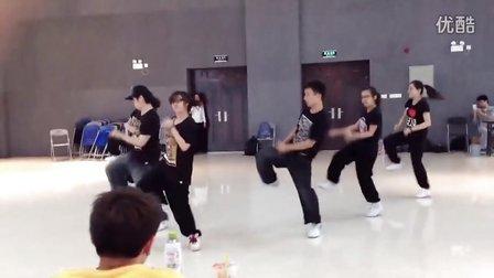 2012海南大学第五届舞林盛会初赛 X-CREW
