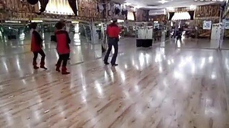 Up 2, 3, 4 (Single Line Dance)