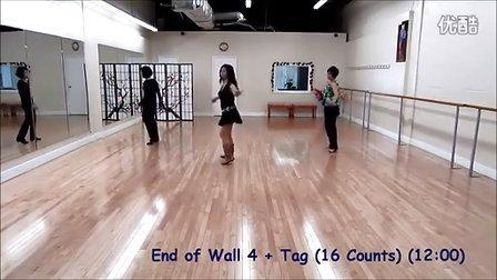 Waking Up - Jacob Ballard - Line Dance