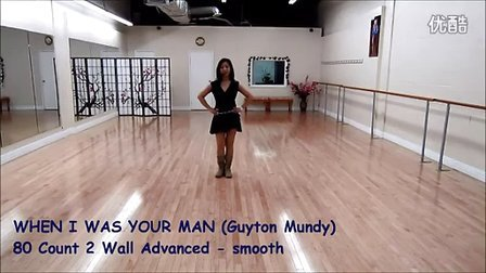 When I Was Your Man - guyton mundy - Line Dance