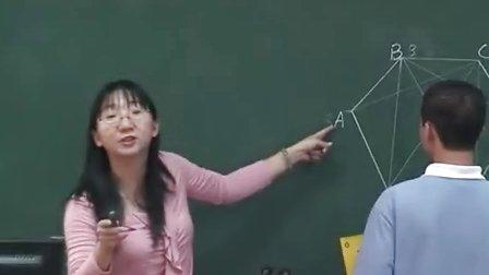 七年级数学优质课展示《多边形与园的初步认识》北师大版_谢老师
