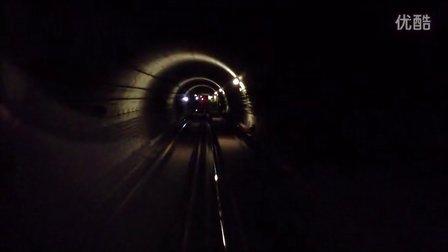 新加坡地铁 Circle Line (Bras Basah - Dhoby Ghuat)