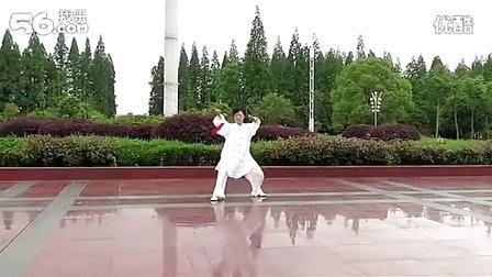 42太极剑-林寰姣演练
