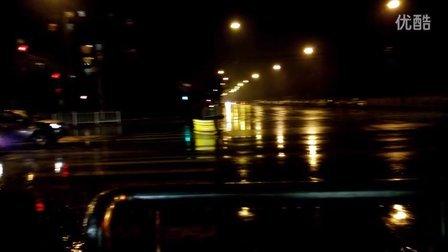 lumia920 夜晚雨天强悍拍摄效果