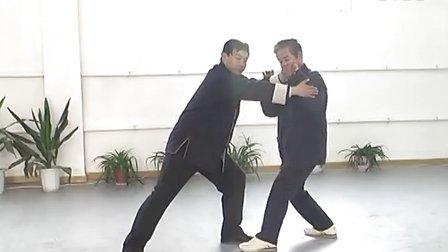 太极推手-济南盛世武极太极拳馆