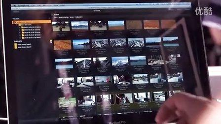 Red Giant展示新软件 Bulletproof