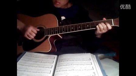 假如爱有天意 吉他