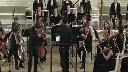 柴可夫斯基:D大调小提琴协奏曲、第四交响曲