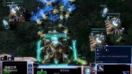 星际争霸2母巢之战神族战役2