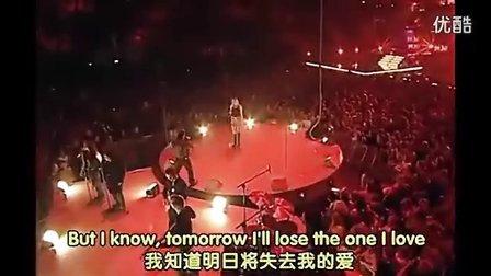 Sarah Connor-Just One Last Dance现场