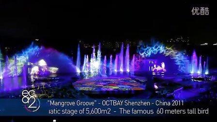 ECA2-2011至今-驻场演出-深圳深蓝秘境演出
