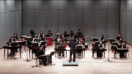 揚琴-台灣揚琴樂團[紅塵劫] 揚琴協奏/許學東   曲/鐘泉波