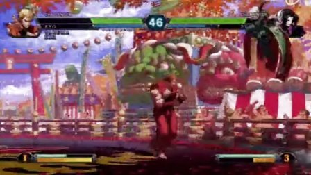 【KOFXIII CLIMAX】第4回 紅白戦 in 大阪 -7