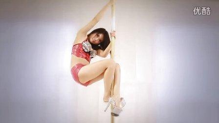 长沙香港姗姗钢管舞学校旋转唯美钢管舞教学