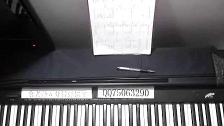 钢琴教学1山娃(七级)(一)01余老师五分钟