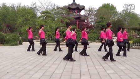 昌邑市石埠旗元广场舞《今夜舞起来》