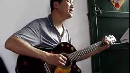吉他弹唱《白桦林》