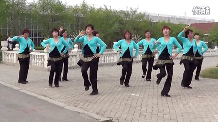 昌邑市石埠旗元广场舞 《欢乐的跳吧》