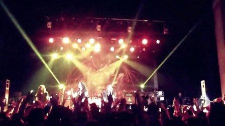 Slash live in Shanghai - Sweet Child o'Mine