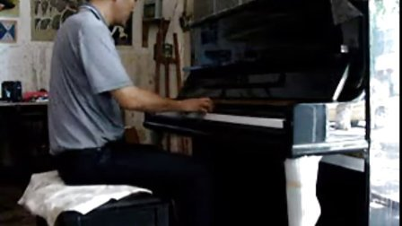钢琴弹奏《友谊地久天长》