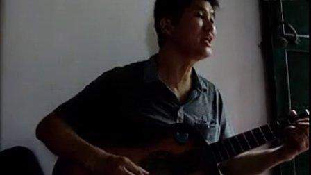 吉他弹唱《外面世界3》