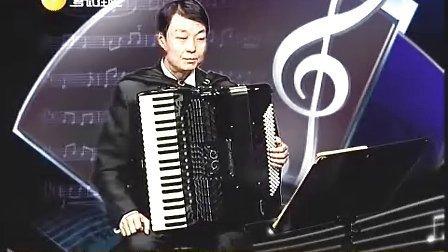 考试在线频道 手风琴考级一级-1 练习曲 杜宁教授