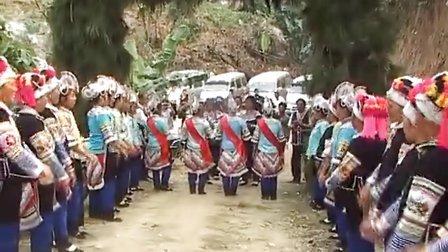 元阳壮族阿努寨三月三节2