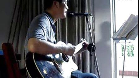 吉他弹唱《朋友》