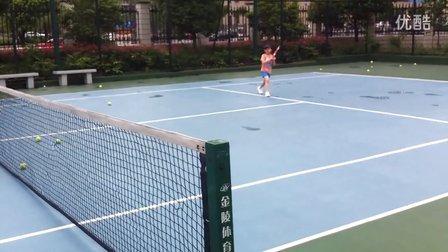 儿童网球训练