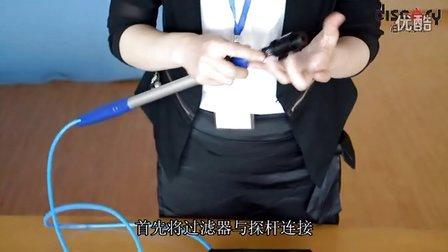 迪斯凯瑞Q1气体泄漏检测仪操作视频