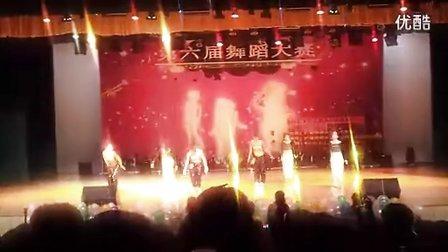 漓江学院舞蹈大赛《new jazz》舞行者协会