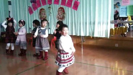 2011年 幼儿园奥尔夫音乐会