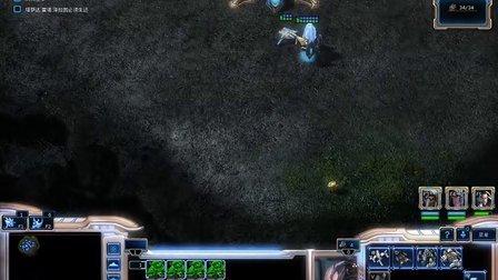 星际争霸2母巢之战神族战役10