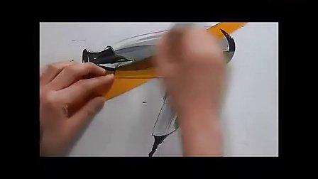 电吹风马克笔手绘表达视频教程 意翔工业设计手绘推荐视频