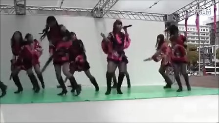 「パッと花咲く」(ボディ・アタック) アクターズスクール広島