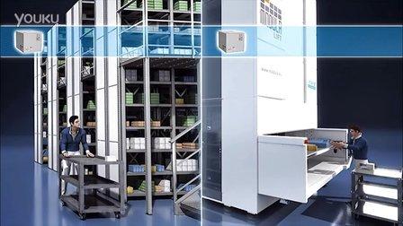 立体自动货柜 西斯特姆 Modula 自动化立体仓储 Picking