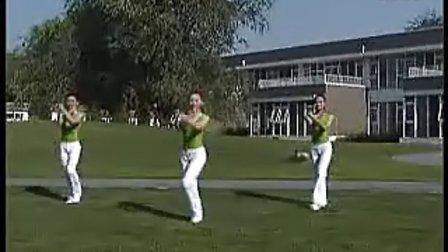 第三套全国中学生广播体操《舞动青春》