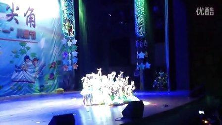 2013年六一儿童节,我家可爱宝贝跳舞比赛-春天的遐想