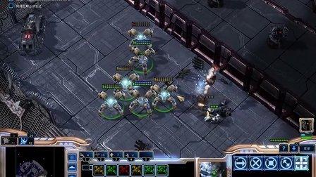 星际争霸2母巢之战神族战役15