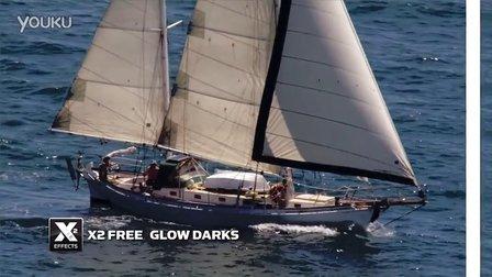 免费 Final Cut Pro X (FCPX)插件XEffects Glow Darks