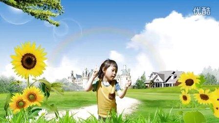 会声会影x6电子相册片段-田园(彩虹)1