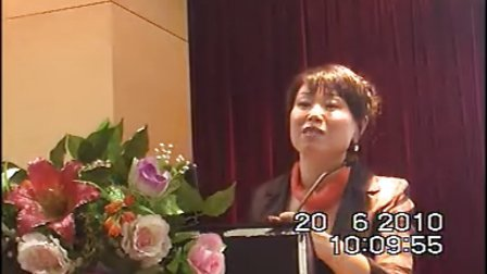 宝健区域总代理商韩颖2010年佳木斯分享1