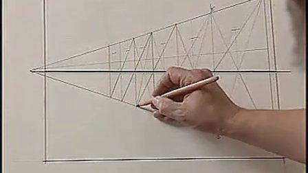 绘画讲座11透视距离