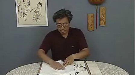 烙画2     中国民间工艺品制作系列