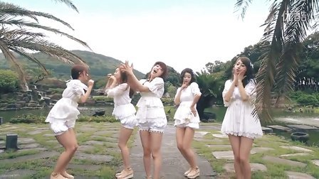 Girls day--再抱我一次MV预告片 Hug me once Teaser