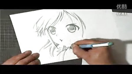 GODESS手绘动漫系列作品--120分でオリキャラ描いてみた