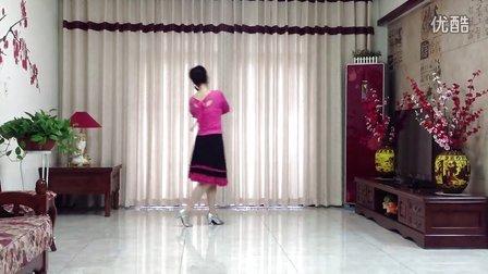 梅儿广场舞(业余)——巴郎仔(背面演示)