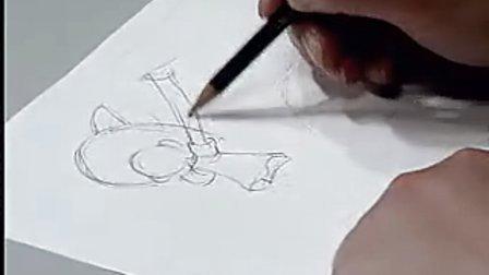 聂峻原创漫画技法教学入门篇-下(清晰版)